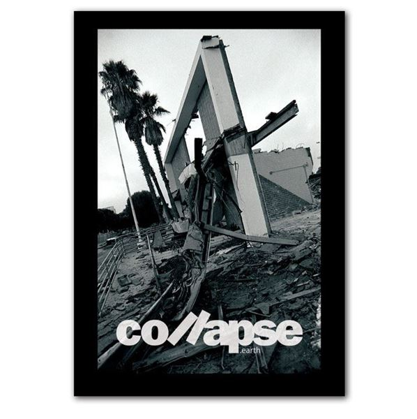 Picture of Collapse.earth Poster 1